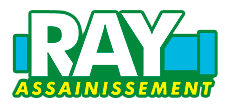 RAY assainissement Logo